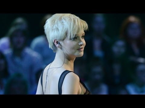 "The Voice of Poland III - Kasia Stanek - ""Running Up That Hill"" - Przesłuchania w Ciemno - YouTube"