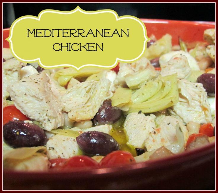 Lemon Chicken Mediterranean Style: 82 Best Recipes- Mediterranean Images On Pinterest