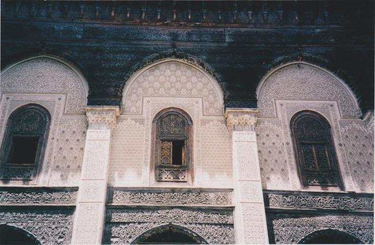 Windows of Morocco