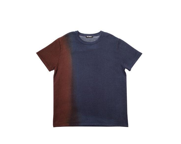 http://rsvpgallery.com/mens/raf-simons-dip-dye-short-sleeved-sweater-navy-18031.html