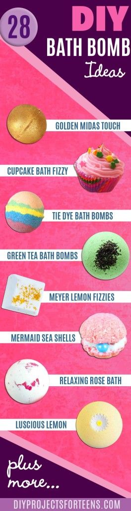 Homemade DIY Bath Bombs | Bath Bombs Tutorial Like Lush | Pretty and Cheap DIY…