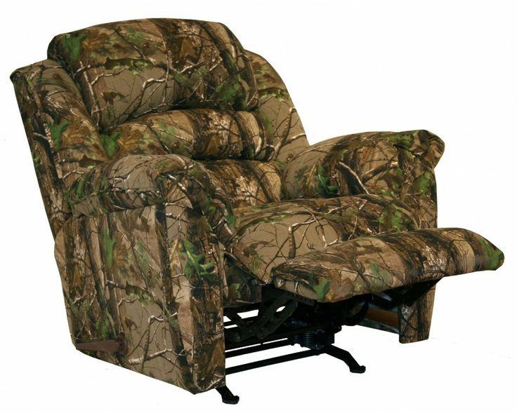 Camo comfort ) Rocker recliners, Camo furniture, Camo