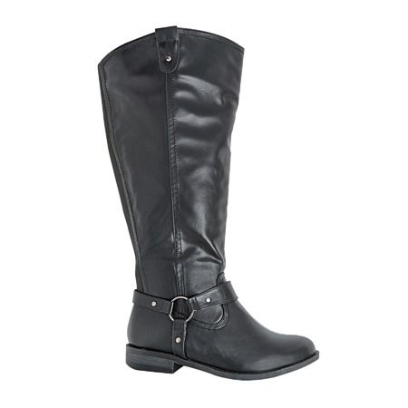 Debut Gabby Wide Fit Boots