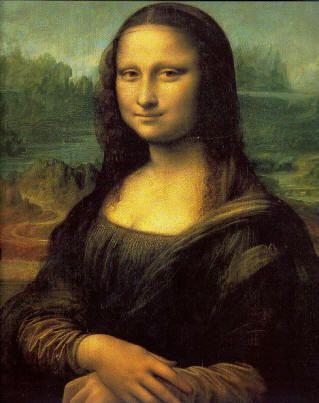 The Mona Lisa painted by Leonardo da Vinci is a classic example of High Renaissance artwork.