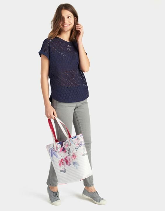Joules Revery Women Tote Purse