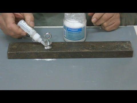 Como Hacer un Super-Pegamento----How to make SUPER glue