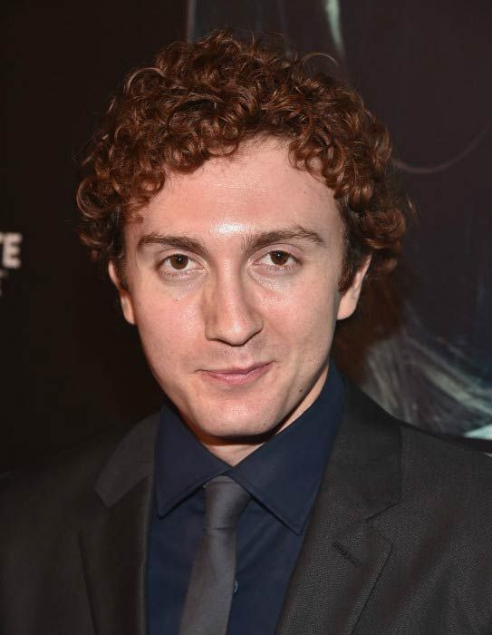 """Daryl Sabara at the Lionsgate's """"Knock Knock"""" premiere in October 2015..."""