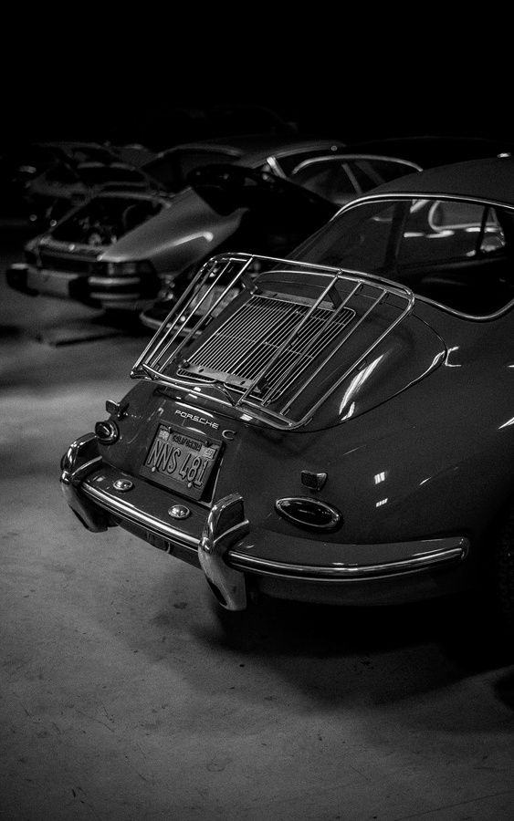 the old porsches by mircea bunea on 500px
