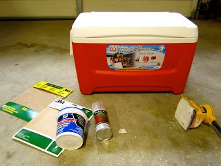 Incredibly Detailed Instructions for Painting a Scratch-Proof, Personalized Cooler