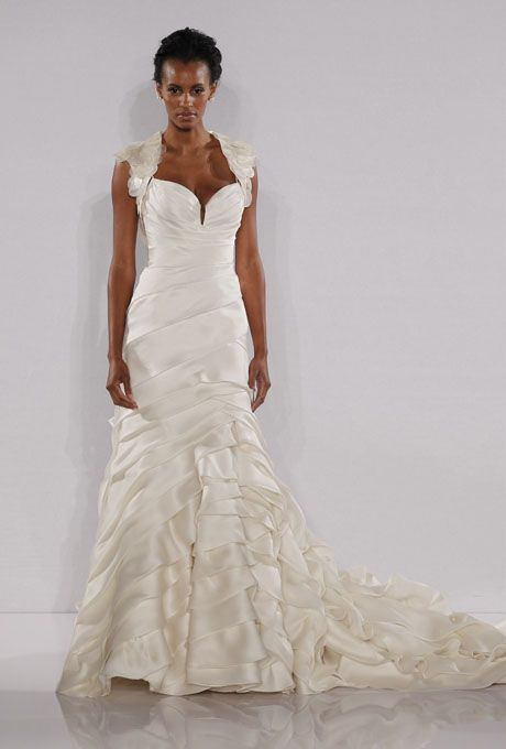 111 best images about kleinfeld on pinterest for Kleinfeld wedding dresses with sleeves