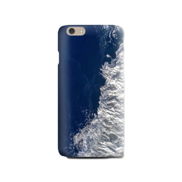 Ocean iPhone 6 case Deep Blue iPhone 6 plus case Wave iPhone 5 case Sea Phone Case iPhone 5 iPhone 6+ iPhone 6s iPhone 6s Plus by LightBlueCases on Etsy