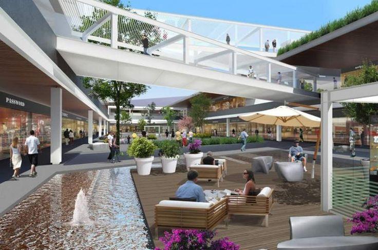 Resultado de imagen para plaza comercial arquitectura
