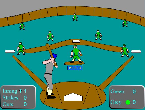 The action packed version of Baseball!