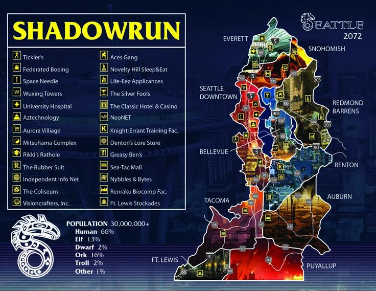 58 best Cyberpunk Shadowrun Art images on Pinterest  Shadowrun