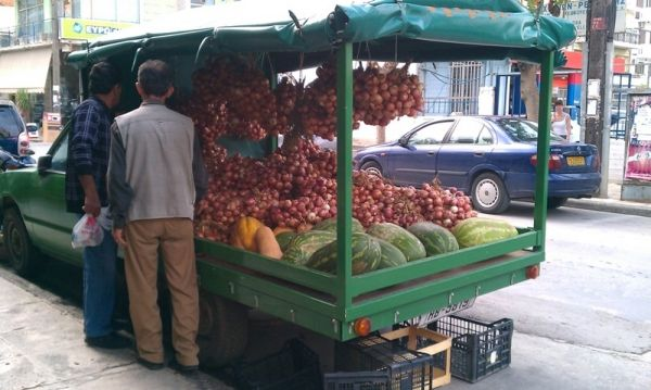 groente pick-up