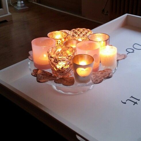 Candles love them