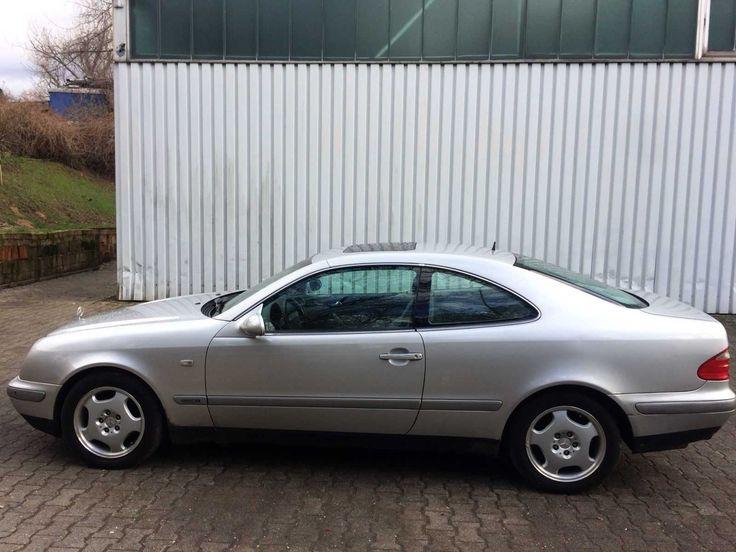 Mercedes Clk 320 W208