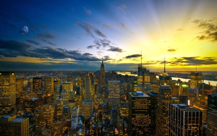 new york city HD wallpapers : New York City Wallpaper