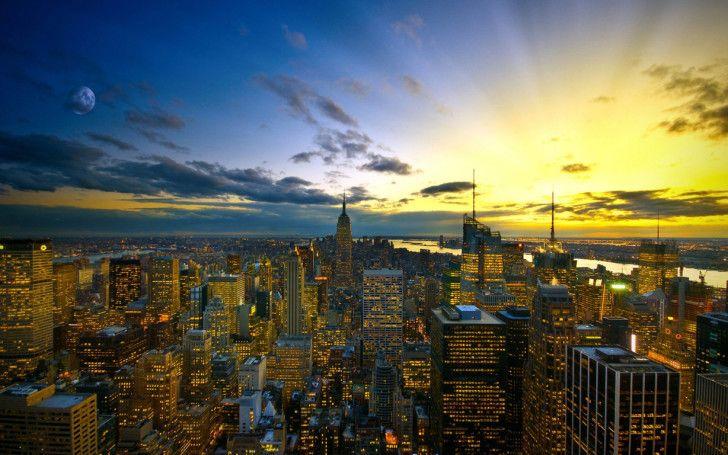 new york city HD wallpapers : New York City Wallpaper