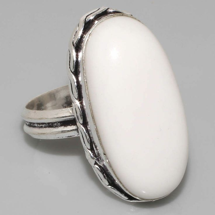 Size   Silver Ring