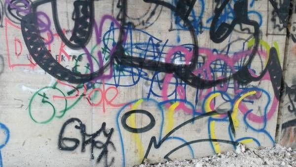 Köflach: Drei Graffiti-Sprayer (13-14) ausgeforscht