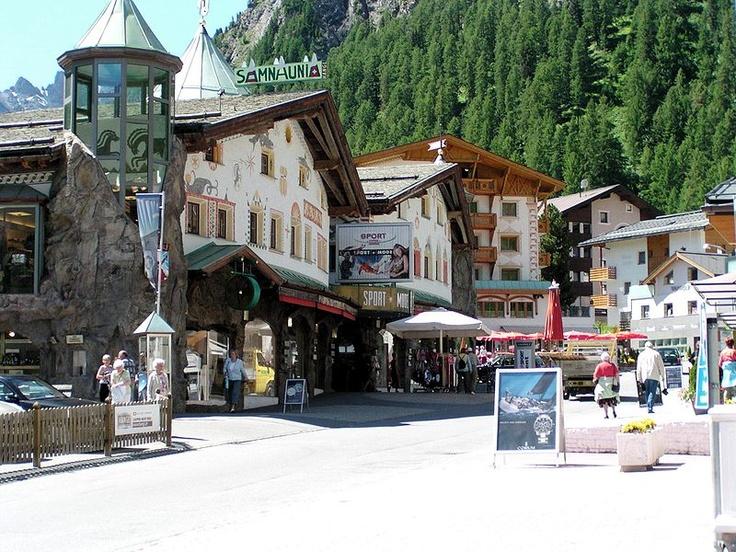 Samnaun, Switzerland/Schweiz