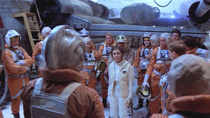 The Empire Strikes Back - Rebel Pilots