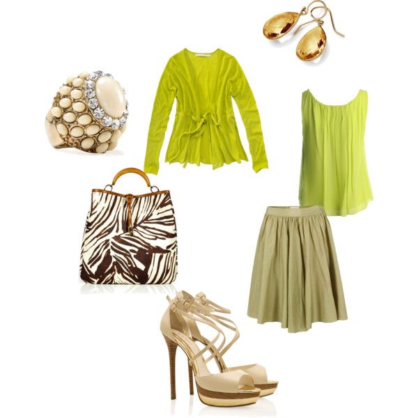 Lunch Date, created by kbrand on Polyvore