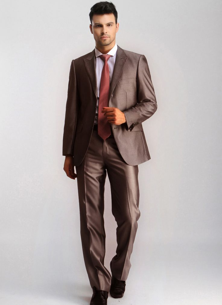 Slim Fit,Men's Suits EON059-4