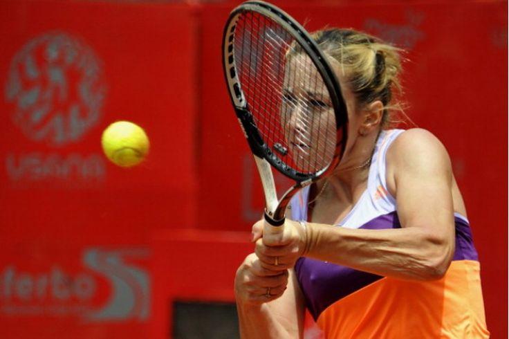 Georgiana Shapatava da la sorpresa en torneo de tenis de Tashkent - Prensa Latina