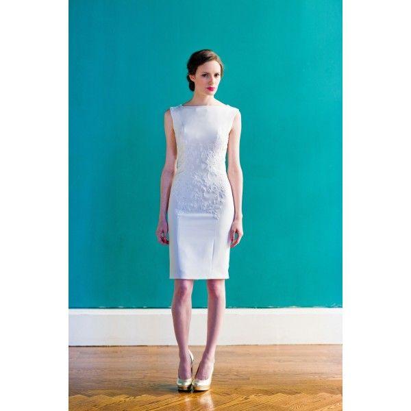 48 best Simple Short Wedding Dresses images on Pinterest | Short ...