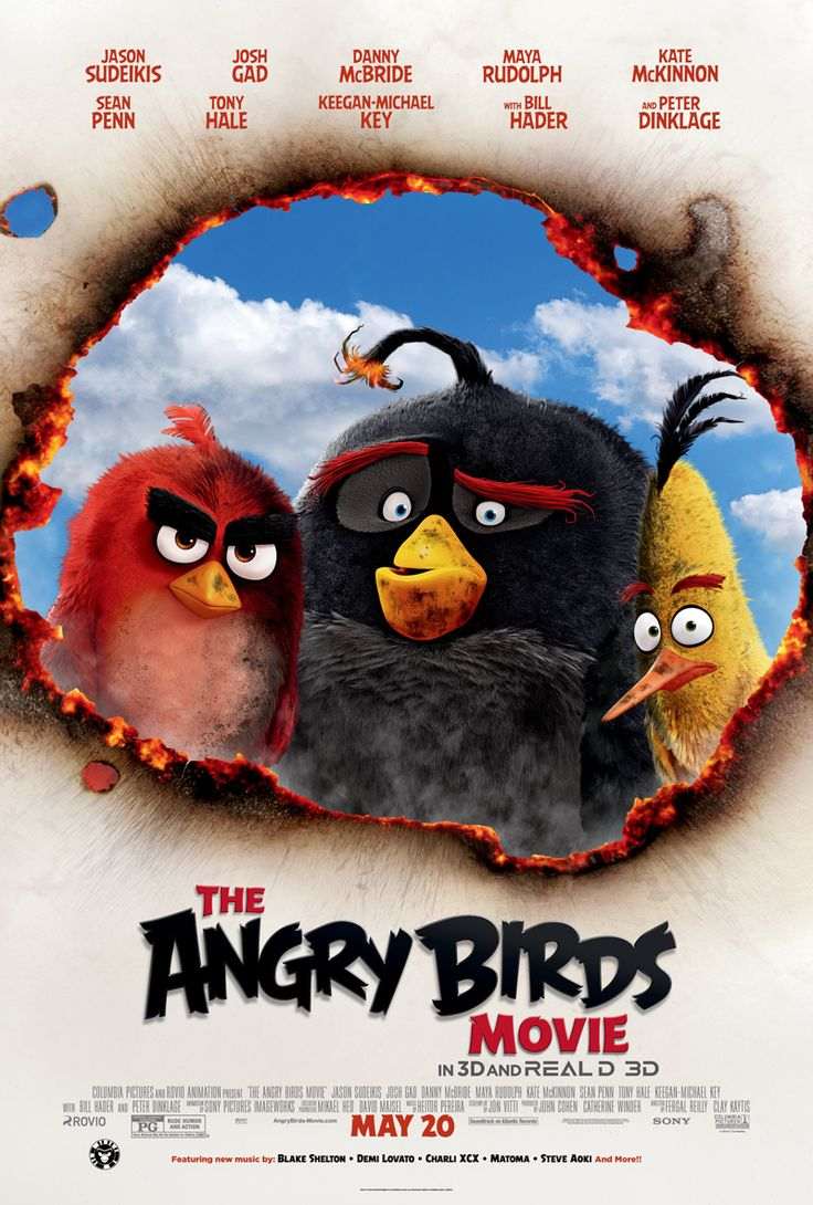 Angry Birds Full Movie Online