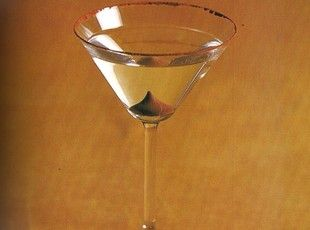 Chocolate Martini Recipe ~ TC they serve a version of this clear chocolate martini at Nemacolin Resort in Pennsylvania and it is amazing.