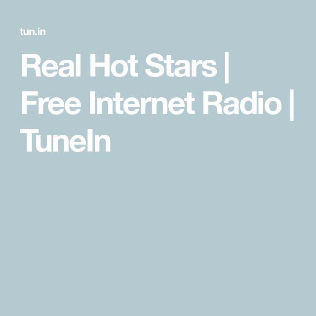 Real Hot Stars   Free Internet Radio   TuneIn