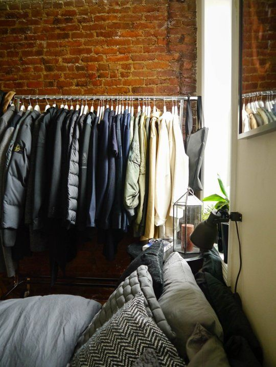 230 best Closets & Clothes Storage Apartment Therapy images on ...