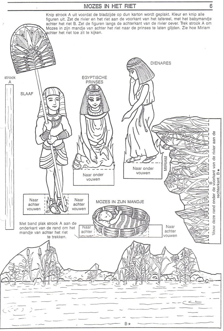 77 best Bible OT: Baby Moses images on Pinterest | Bible stories ...