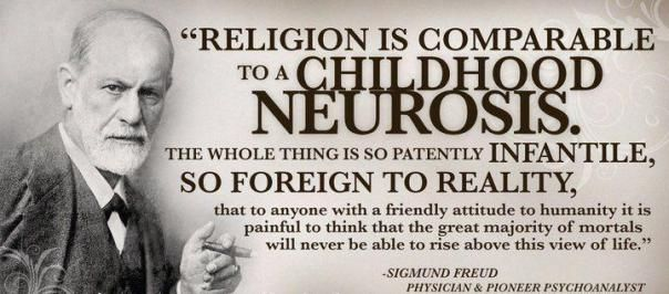 freuds view on religion Learning resources on sigmund freud (world view) the work of religion in we never share data and you will only get information from us about the freud museum.