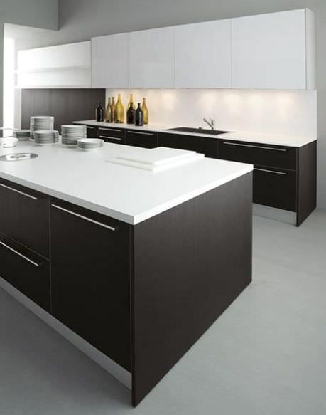 12 best images about straight kitchens on capricoast on for Cocinas integrales ibague