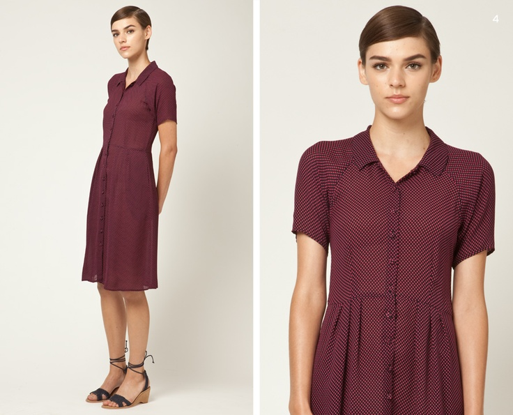 dress: Spring Dresses, Alan Dress, Beautiful Clothes, Alan Spring, 2012 Spring, Alan Ss12, Alan Shirt Dress, Steven Alan