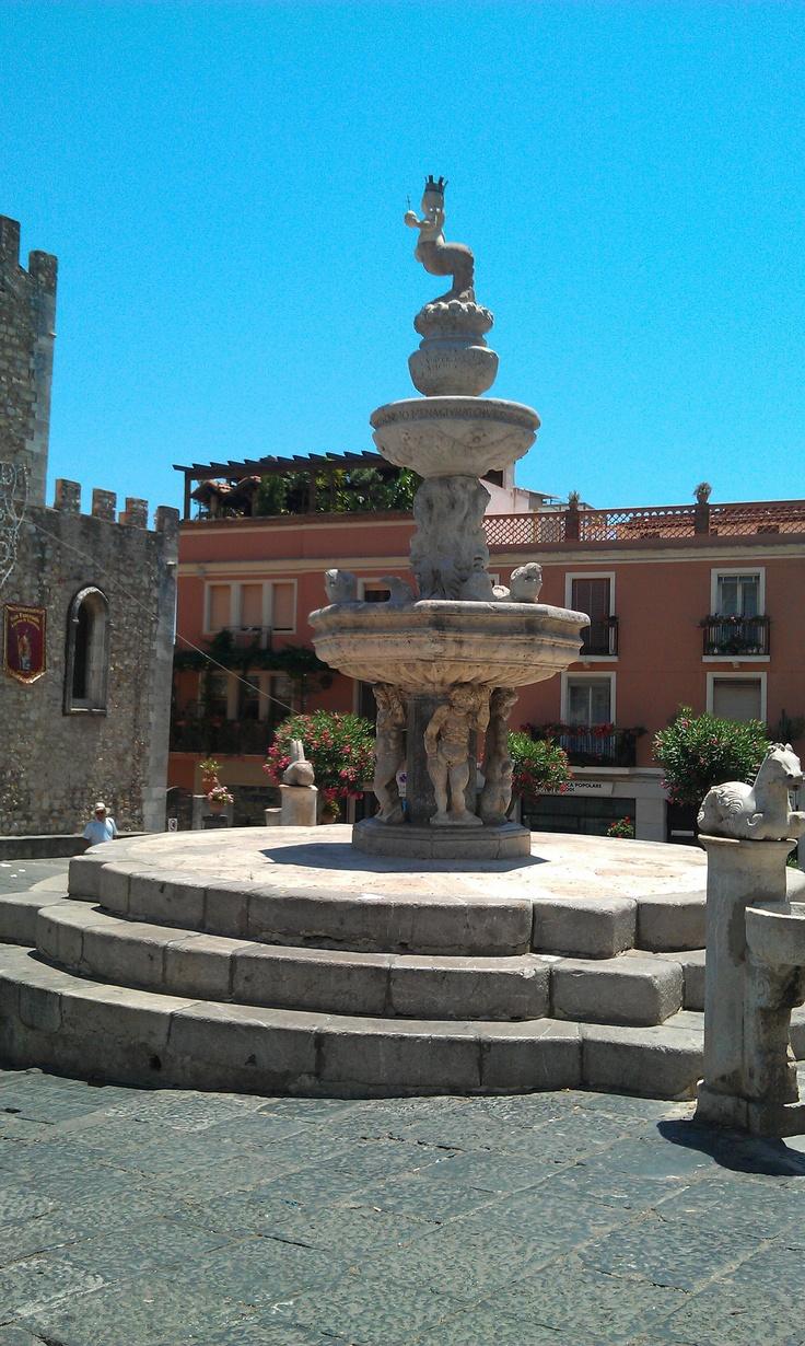 Taormina, Sicily Messina