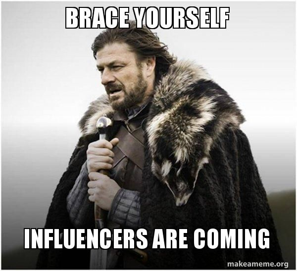 ROI from Influencer Marketing Campaigns is way ahead of any other digital marketing channel. Crowdfluence has been at this game since 2004!