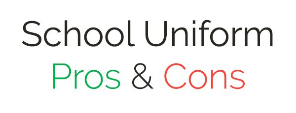 Pros And Cons of School Uniform