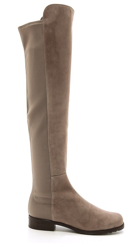 Stuart Weitzman 5050 Flat Boots The debate for these has gone on for several winters now...
