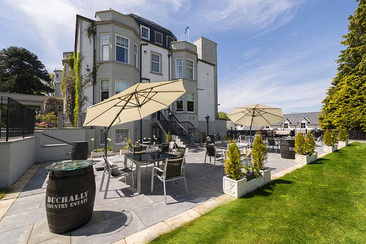 CLC Duchally Country Estate has won many Scottish tourist board awards for their levels of accommodation, dining excellence and green tourism and a warm and friendly Scottish welcome awaits guests ready to discover this fabulous region of Scotland.