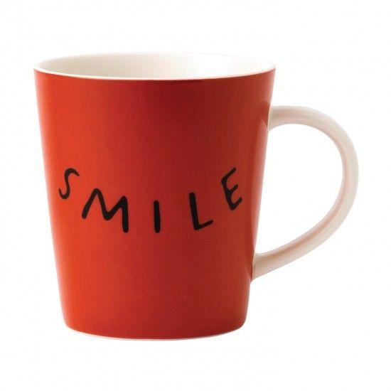 Smile Mug - ED Ellen DeGeneres Crafted by Royal Doulton
