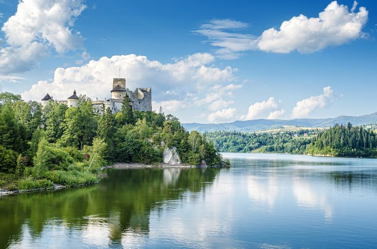 Niedzica Castle - Niedzica Castle also known as Dunajec Castle (Hungarian: Nedec…