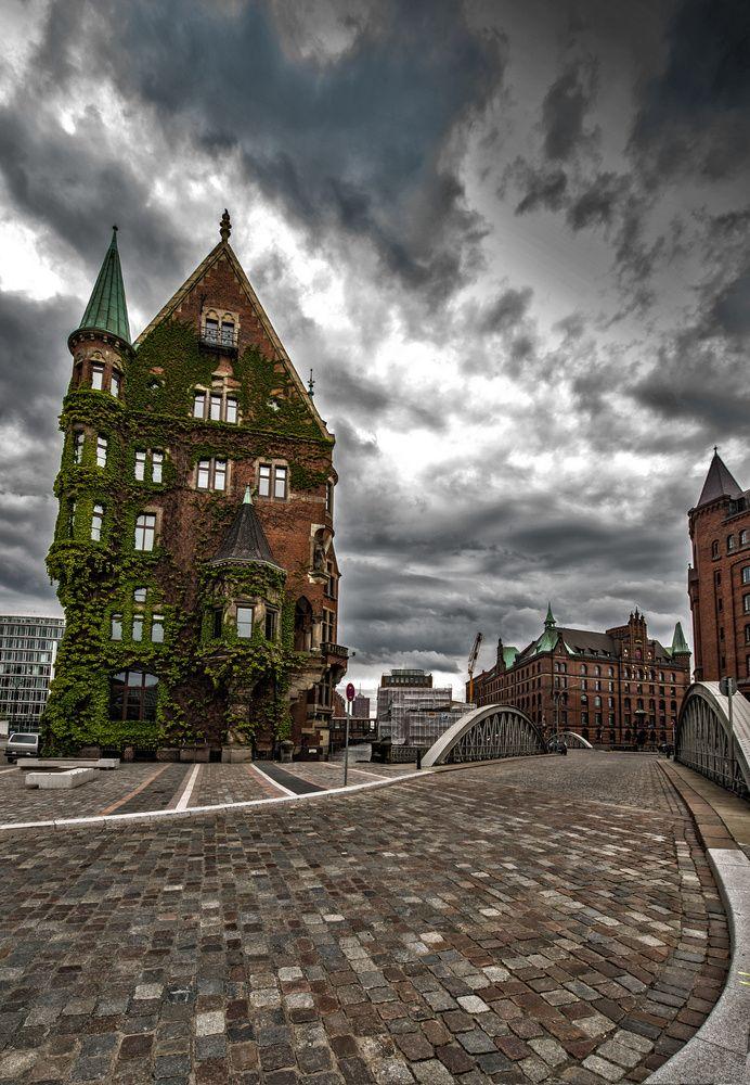 Hamburg Speicherstadt von Crnogorac