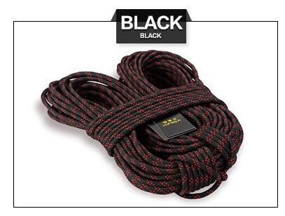 XINDA2017 New 8mm Outdoor Hiking Rope/Rescue Safety Rope; 10M