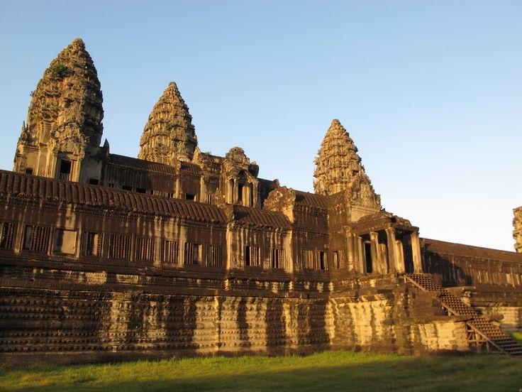 Путешествие по Северной Камбодже. Сиемреап, Ангкор Ват и Пномпень | Bobrya.com