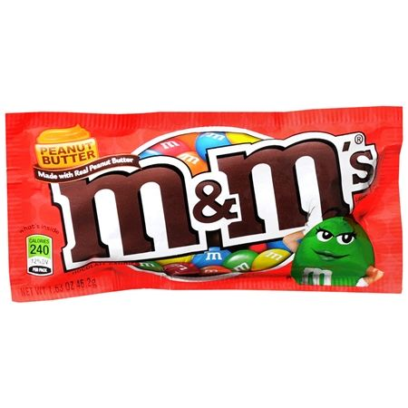 Will someone please bring peanut butter M&Ms to the UK...
